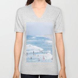 Beach Life 2 Unisex V-Neck