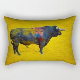 Corrida portugaise 1 Rectangular Pillow