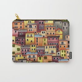 Manarola, Italy Carry-All Pouch