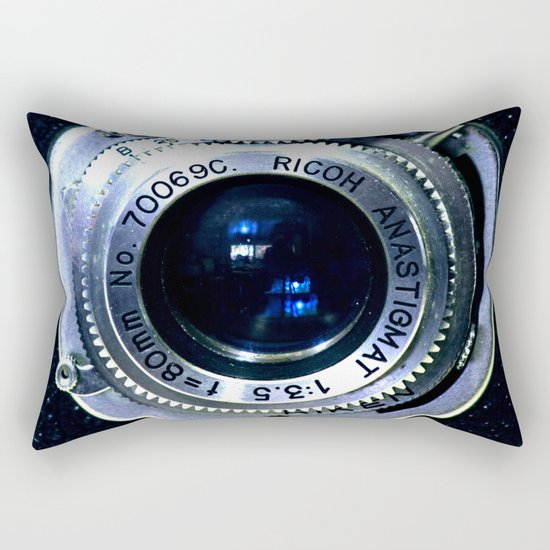 Snapshot Rectangular Pillow