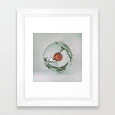 NUCLEAR FAMILY (everyday 10.17.15) Framed Art Print