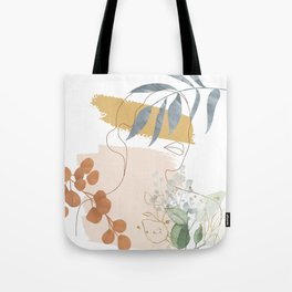 Line in Nature II Tote Bag