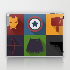Avengers Icon Laptop & iPad Skin