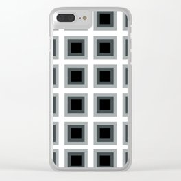 Looks like an Albers to me No. 2 Clear iPhone Case