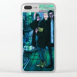 2Jae Clear iPhone Case