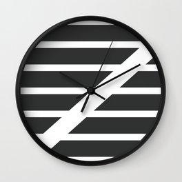 "Redzone ""Z"" Pillow Wall Clock"