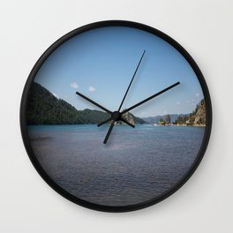 Orhaniye on the Bozburun Peninsula Wall Clock