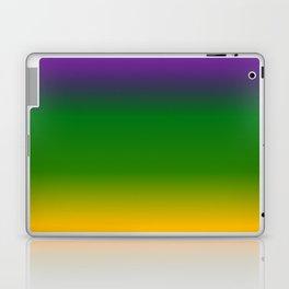 Mardi Gras Gradient 3597 Laptop & iPad Skin