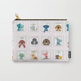 Dogs in the Window Carry-All Pouch