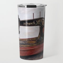 The machine IV Travel Mug