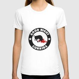 Good Night corrida T-shirt