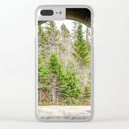 Mercer Underpass Clear iPhone Case
