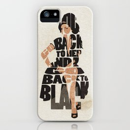 Tribute to Amy iPhone Case