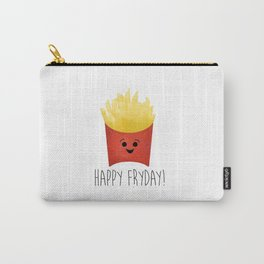 Happy Fryday! Carry-All Pouch