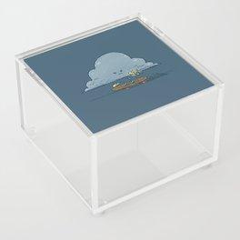 Thunder Cloud Skater Acrylic Box