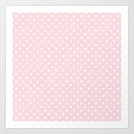 Candy Buttons Art Print