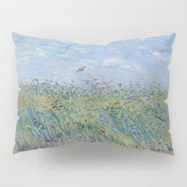 Vincent Van Gogh - Wheat Field with a Lark Pillow Sham