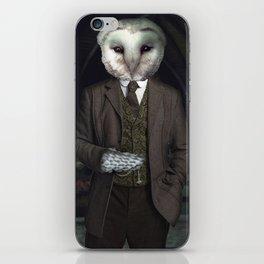 Achoo Acadius! iPhone Skin