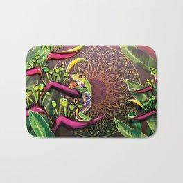 Red Eyed Tree Frog Bath Mat