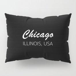 Chicago, IL Pillow Sham