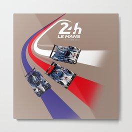 LM24 2014 ALT1 Metal Print