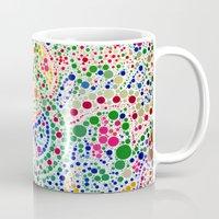 confetti Mugs featuring Confetti by Love2Snap