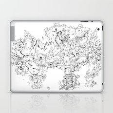 Pasolini`s Garden Laptop & iPad Skin