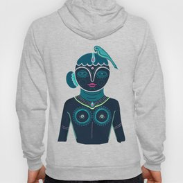 Indian woman Hoody