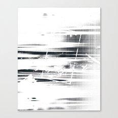 CRT Canvas Print