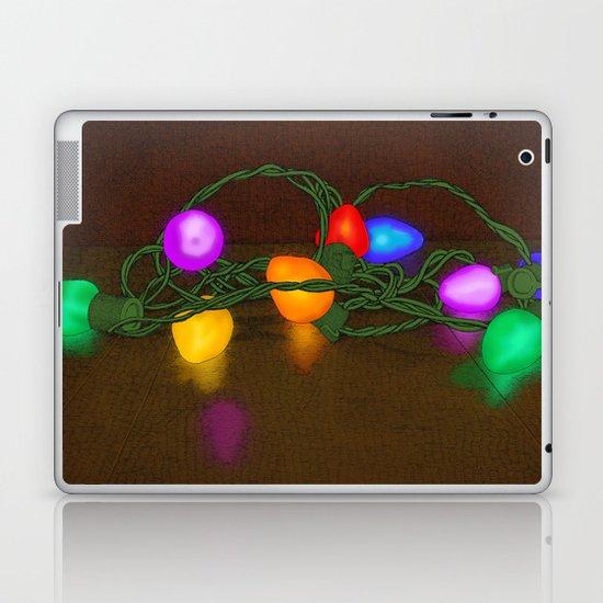 All Lit Up Laptop & iPad Skin