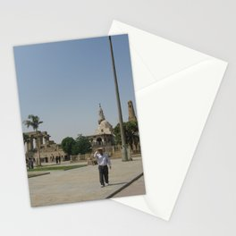 Temple of Luxor, no. 9 Stationery Cards