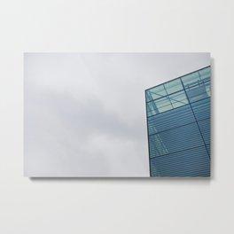Sky Interrupted 1 Metal Print