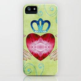 Colorful Inspirational Art - Friendship - Sharon Cummings iPhone Case