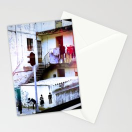 Those we Love Never Go Away Stationery Cards