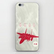 F-15 iPhone & iPod Skin