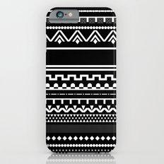 Graphic_Black&White #6 iPhone 6s Slim Case