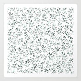 Ramitas pattern Art Print