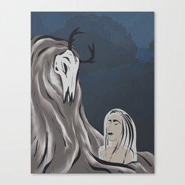 loiter Canvas Print