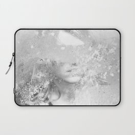 Kill Yourself & The Voices Stop Laptop Sleeve
