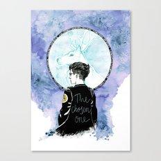Auror Harry Canvas Print