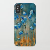 matty healy iPhone & iPod Cases featuring  Bluebells. by Mary Berg