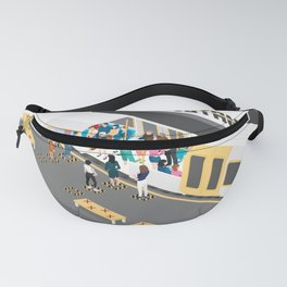 Social Distancing (2020) Fanny Pack