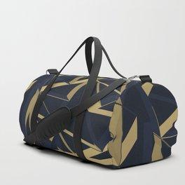 3D Futuristic GEO Lines XIV Duffle Bag