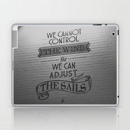 Lido words of wisdom Laptop & iPad Skin