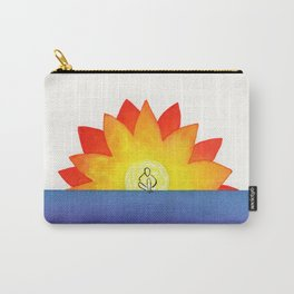Sitting In The Sun Carry-All Pouch