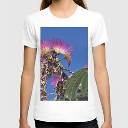 French flowering mimosa T-shirt