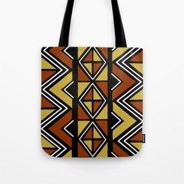Big mud cloth tiles Tote Bag