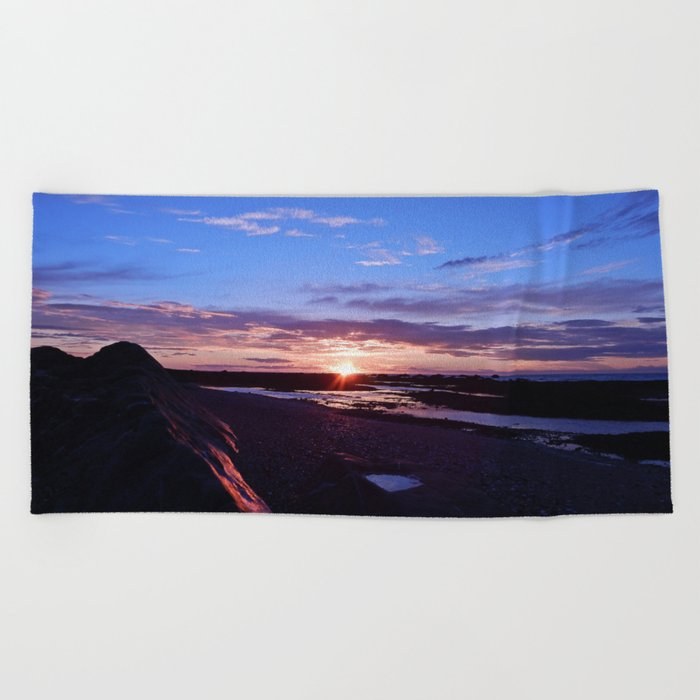 Beauty at the Beach Beach Towel