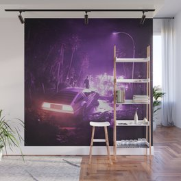 TIMEOUT | by RETRIC DREAMS Wall Mural