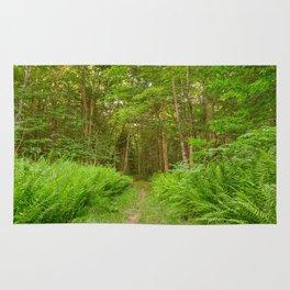 Summer Fern Trail Rug